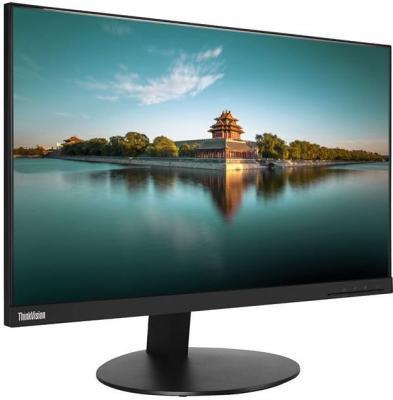 Монитор Lenovo ThinkVision T24i монитор lenovo thinkvision monitor t24d 10 61b4mat1eu 61b4mat1eu