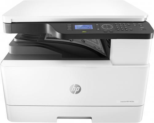 МФУ HP LaserJet MFP M436n W7U01A ч/б A3 23ppm 1200x1200dpi Ethernet USB картридж hp 56x cf256x для laserjet mfp m436n m436nda черный 12000стр