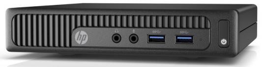 Компьютер HP 260 G2.5 DM Intel Core i5-6200U 8Gb SSD 256 Intel HD Graphics 520 Windows 10 Professional черный 2TP91ES ноутбук hp probook 640 g2 14 1920x1080 intel core i5 6200u 256 gb 8gb intel hd graphics 520 черный windows 7 professional windows 10 professional t9x07ea