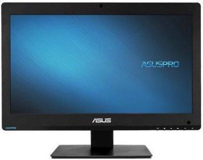 "Моноблок 19.5"" ASUS A4321UTH-BE014D 1600 x 900 Multi Touch Intel Celeron-G3900 4Gb 1Tb Intel HD Graphics 510 64 Мб DOS черный 90PT01L1-M12290"