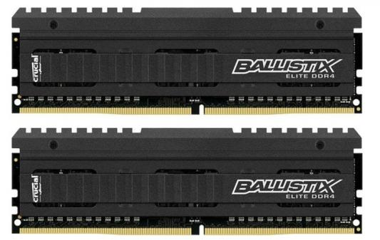 Оперативная память 16Gb (2x8Gb) PC4-27700 3466MHz DDR4 DIMM CL16 Crucial BLE2C8G4D34AEEAK