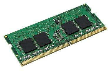 Оперативная память для ноутбука 4Gb (1x4Gb) PC4-19200 2400MHz DDR4 SO-DIMM CL17 Foxline FL2400D4S17-4G