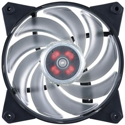 Вентилятор Cooler Master MasterFan Pro 120 Air Balance MFY-B2DN-13NPC-R1 120x120x25mm 650-1300rpm cooler master cooler master masterfan pro 140 air pressure