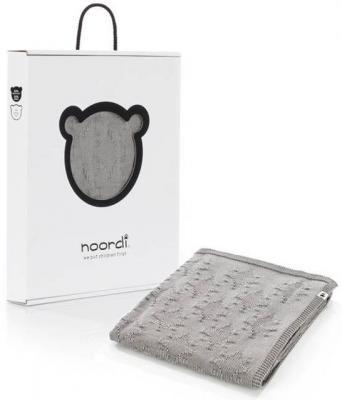 Плед Noordi 92x100см Noordi Star (серый)