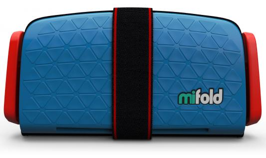 Бустер Mifold The Grab-and-Go (denim blue) mifold автокресло бустер mifold 15 36 кг slate grey