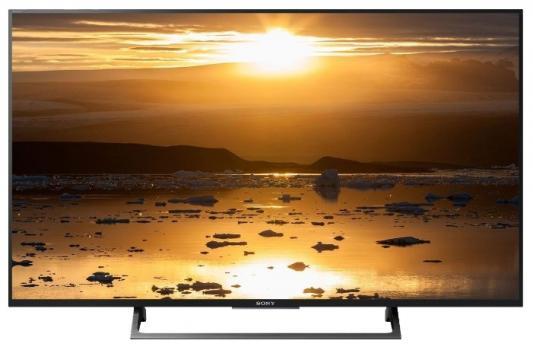 Телевизор SONY KD-65XE7096BR2 черный автомагнитола jvc kd r477 kd r477