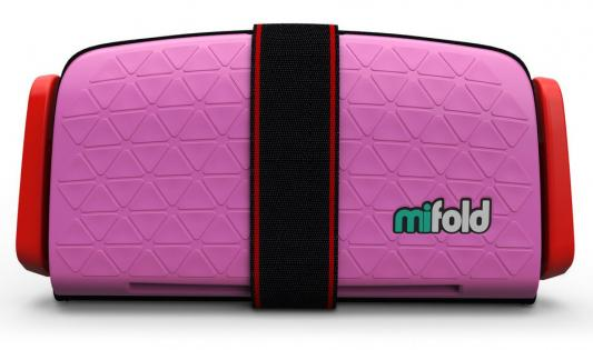 Бустер Mifold The Grab-and-Go (perfect pink) mifold автокресло бустер mifold 15 36 кг slate grey