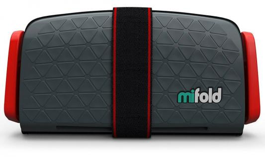 Бустер Mifold The Grab-and-Go (slate grey) mifold автокресло бустер mifold 15 36 кг slate grey