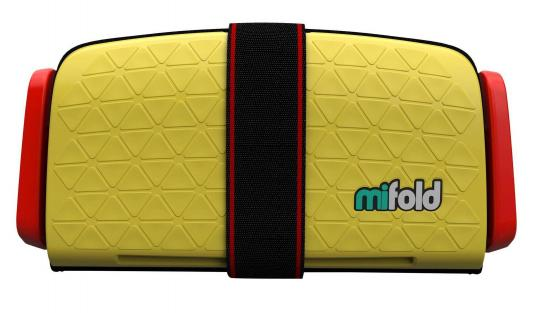 Бустер Mifold The Grab-and-Go (taxi yellow) mifold автокресло бустер mifold 15 36 кг slate grey