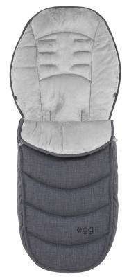 Конверт в коляску Egg (quantum grey) прогулочная коляска egg stroller quantum grey
