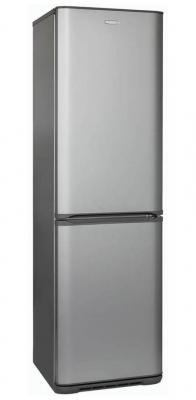 Холодильник Бирюса M129S серебристый