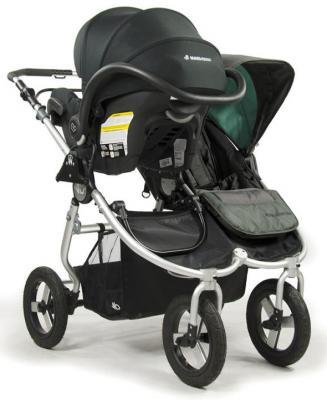 Купить Адаптер нижний для коляски Bumbleride Indie Twin, Адаптеры для колясок
