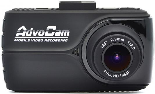 "Видеорегистратор AdvoCam FD4 3"" 1920x1080 120° G-Сенсор microSD microSDXC HDMI USB"