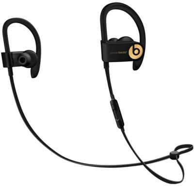 Наушники Apple Beats PowerBeats3 золотистый черный