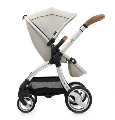Прогулочная коляска Egg Stroller  (prosecco & champagne chassis) прогулочная коляска egg stroller quantum grey