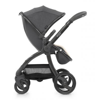 Прогулочная коляска Egg Stroller (quantum grey & gun metal chassis) прогулочная коляска egg stroller quantum grey