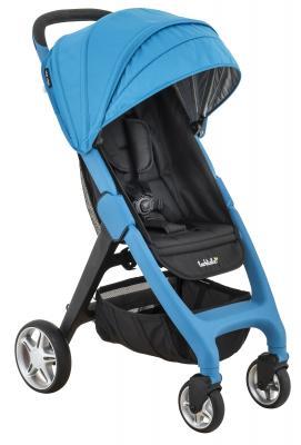 Фото - Прогулочная коляска Larktale Chit Chat Stroller (freshwater blue) коляска прогулочная everflo safari grey e 230 luxe