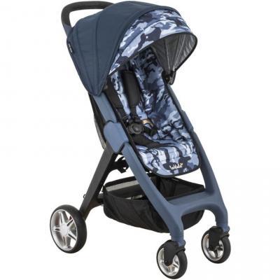 Фото - Прогулочная коляска Larktale Chit Chat Stroller (longreef navy) коляска прогулочная everflo safari grey e 230 luxe