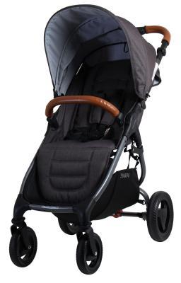 Прогулочная коляска Valco baby Snap 4 Trend (charcoal) прогулочная коляска cool baby kdd 6699gb t fuchsia light grey