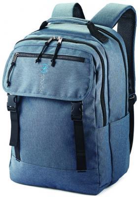 Рюкзак для ноутбука 15.6 Speck Classic Ruck нейлон полиэстер серый 87288-5716