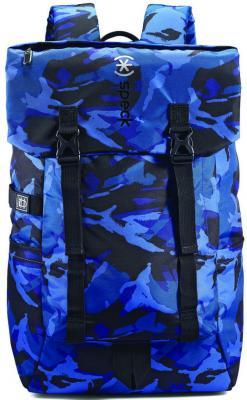 Рюкзак для ноутбука 15 Speck Rockhound Oss полиэстер синий камуфляж 89100-6070