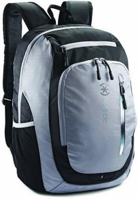 Рюкзак для ноутбука 15.6 Speck Speck Technical Candlepin полиэстер нейлон серый черный