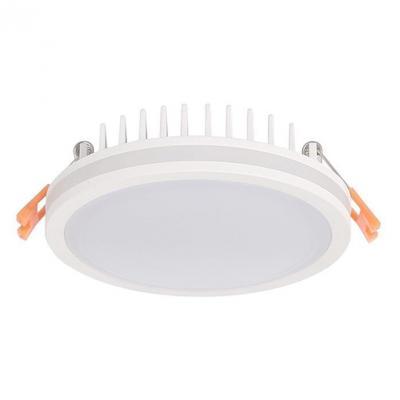 Встраиваемый светодиодный светильник Donolux DL18836/15W White R Dim встраиваемый светодиодный светильник donolux dl18836 10w white r dim