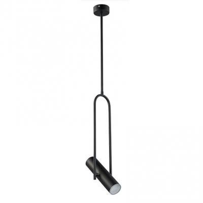 Подвесной светодиодный светильник Donolux S111022/1black
