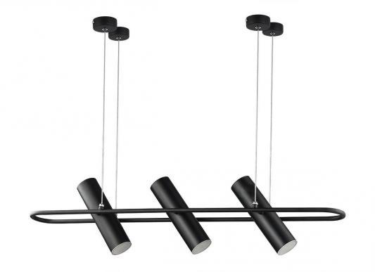 Подвесной светодиодный светильник Donolux S111022/3black