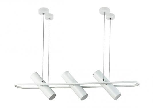 Подвесной светодиодный светильник Donolux S111022/3white подвесной светильник donolux s111022 3black