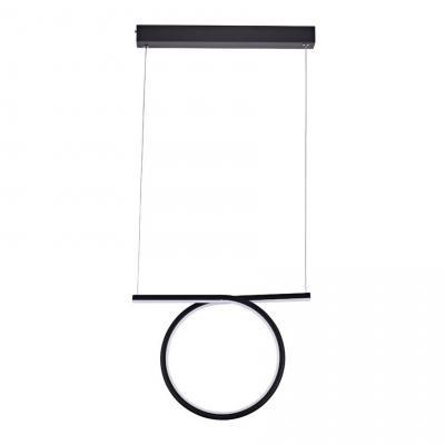 Подвесной светодиодный светильник Donolux S111024/1 20W Black
