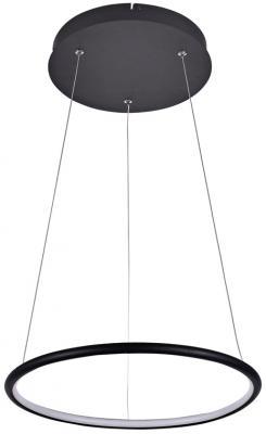 Подвесной светодиодный светильник Donolux S111024/1R 24W Black In цена