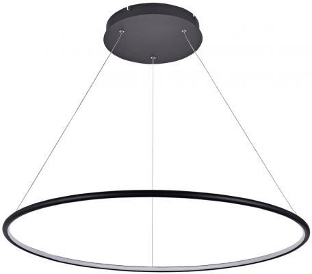 Подвесной светодиодный светильник Donolux S111024/1R 48W Black In