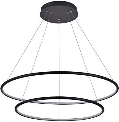 Подвесной светодиодный светильник Donolux S111024/2R 85W Black In