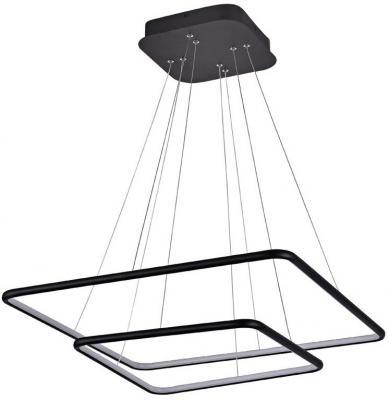 Подвесной светодиодный светильник Donolux S111024/2SQ 75W Black In