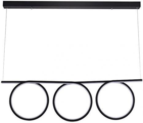 Подвесной светодиодный светильник Donolux S111024/3 70W Black