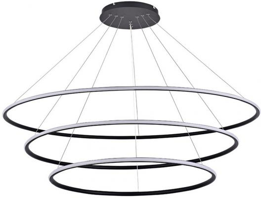 Подвесной светодиодный светильник Donolux S111024/3R 180W Black Out подвесной светодиодный светильник donolux s111024 3r 180w white in