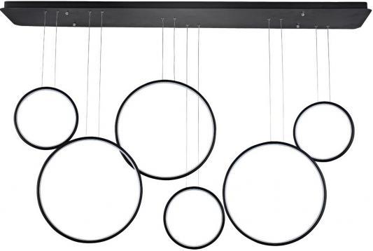 Подвесной светодиодный светильник Donolux S111024/6 180W Black