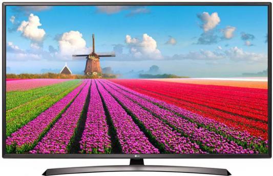 Телевизор LG 43LJ622V черный