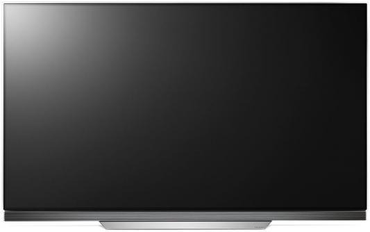 Телевизор LG OLED65E7V черный белый oled телевизор