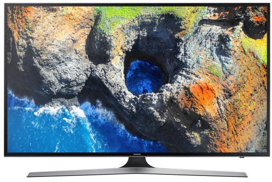 Телевизор Samsung UE43MU6103UXRU черный телевизор samsung ue28j4100ak