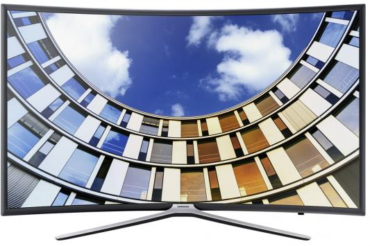 Телевизор Samsung UE49M6503AUXRU титан телевизор samsung ue28j4100ak