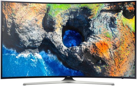 Телевизор Samsung UE49MU6303UXRU черный телевизор samsung ue65mu6300ux черный