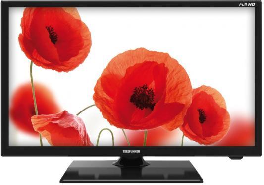 Телевизор Telefunken TF-LED22S48T2 черный adda ad7512hb 7530 dc12v 0 24a