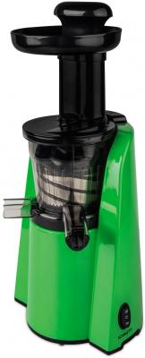 Соковыжималка Scarlett SC-JE50S36 220 Вт пластик чёрный зелёный соковыжималка для цитрусовых scarlett sc je50c03