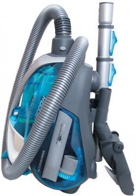 Пылесос Hoover TMI 2017 019 сухая уборка синий белый