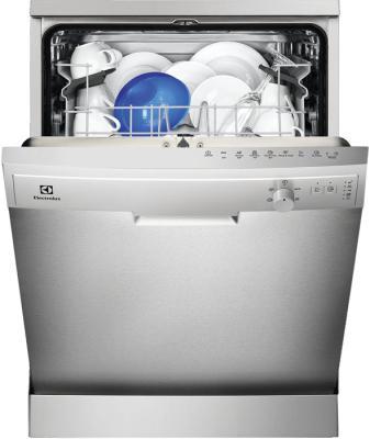 лучшая цена Посудомоечная машина Electrolux ESF9526LOX серебристый