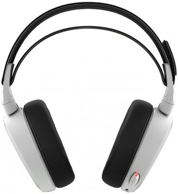 Игровая гарнитура проводная Steelseries Arctis 7 белый