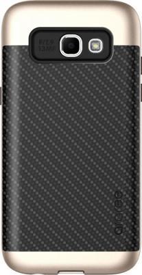 Чехол Samsung для Samsung Galaxy A7 2017 Amy Classic золотистый GP-A720KDCPBAA mooncase galsxy а7 футляр роскошные chrome горный хрусталь bling звезда задняя крышка чехол для samsung galsxy a7 розовый
