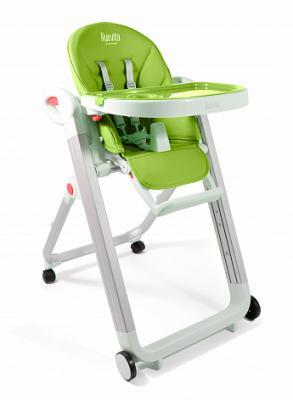 где купить  Стульчик для кормления Nuovita Futuro Bianco (verde)  по лучшей цене